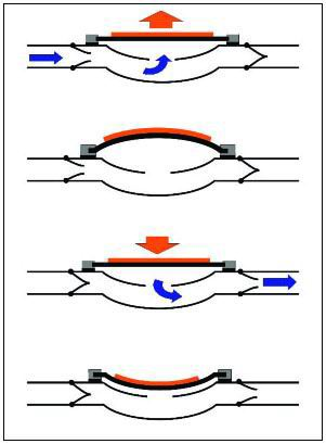 Portable Piezoelectric Micropump Driver Reilabs